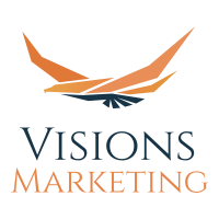 visions marketing logo